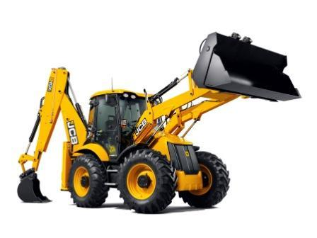 Backhoe loaders Large