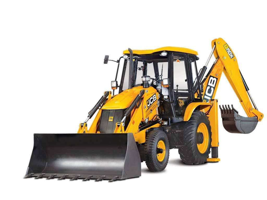 Backhoe loaders Medium